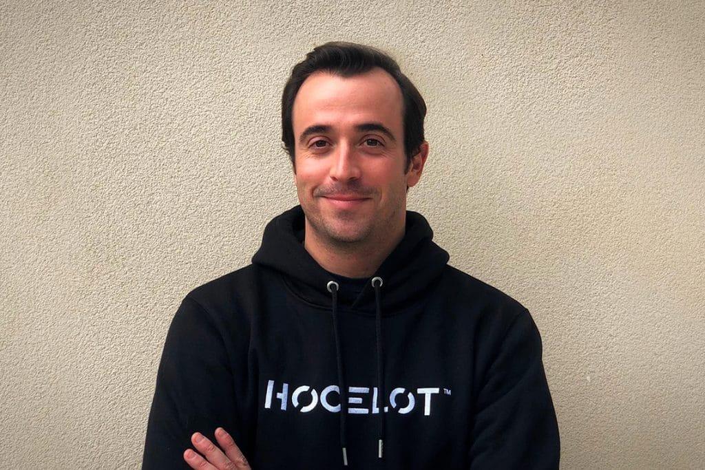 Santiago Hornedo, Desarrollo de Negocio en Hocelot.
